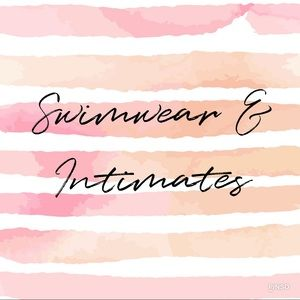 Other - Swimwear & Intimates